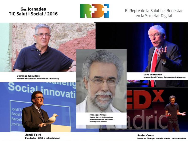 mSocial, keynote speaker i col•laborador de les Jornades R+D+I Tic Salut i Social a Vic
