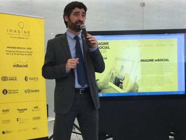 Jordi Puigneró Imagine mSocial 2016