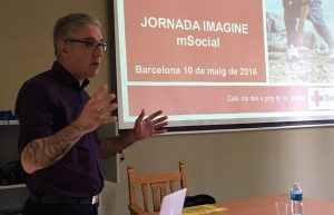 Enric Morist Imagine mSocial 2016